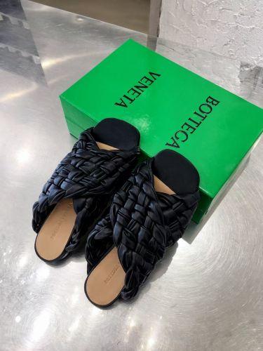 Фото Шлепки плетеные Cross Design Side, цвет черный - ukrfashion.com.ua