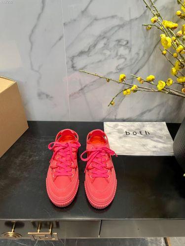 Кроссовки женские летние очень легкие, цвет красный