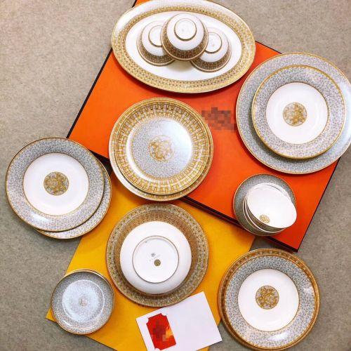 Фото Набор посуды из фарфора, 28 элементов - ukrfashion.com.ua