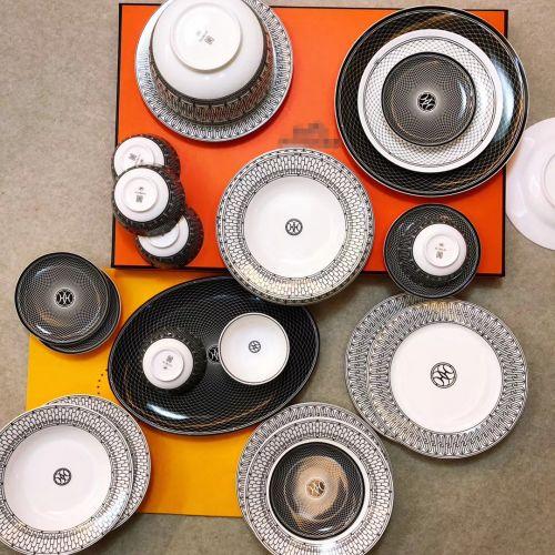 Фото Набор посуды из 28 элементов, фарфор - ukrfashion.com.ua