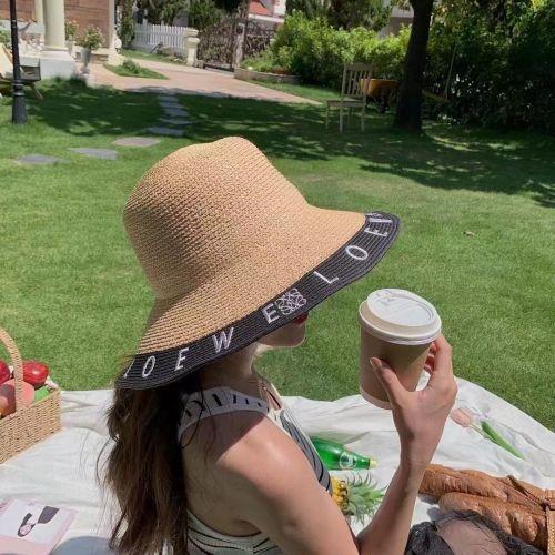 Соломенная шляпа - 57 см