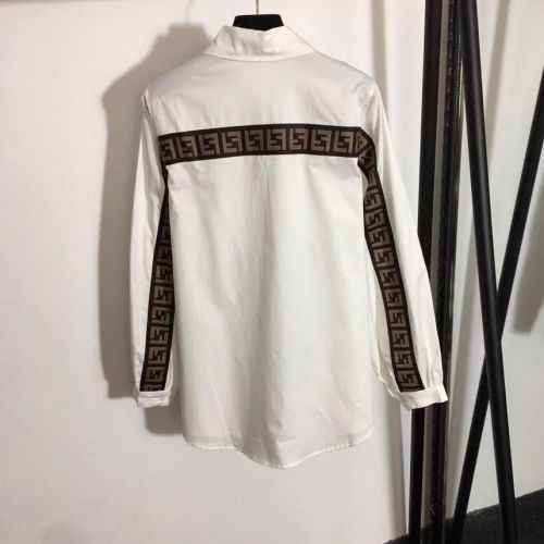 Фото Рубашка с длинными рукавами - ukrfashion.com.ua