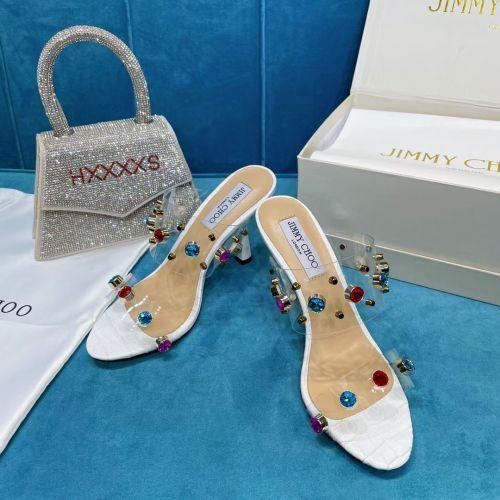 Фото Супер стильные босоножки, белые - ukrfashion.com.ua