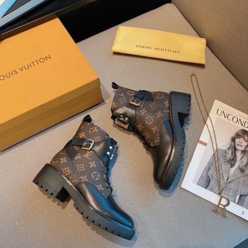 Фото Зимние ботинки - ukrfashion.com.ua