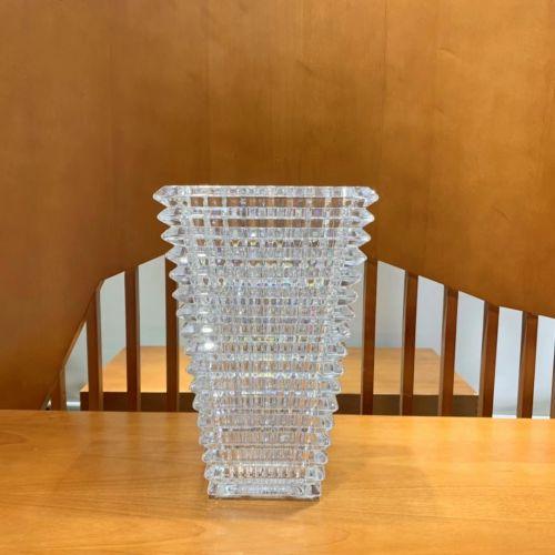 Квадратная ваза из хрусталя серии Bright EYE