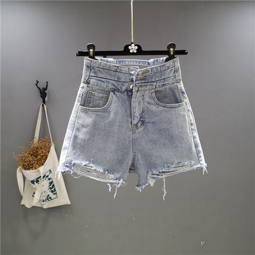 Фото Шорты женские джинсовые - ukrfashion.com.ua