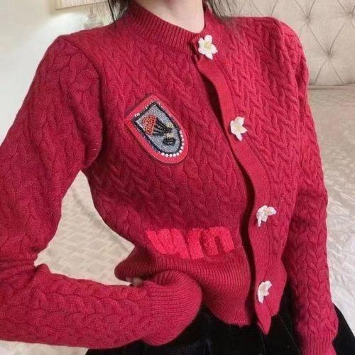 Фото Вязанный свитер - ukrfashion.com.ua