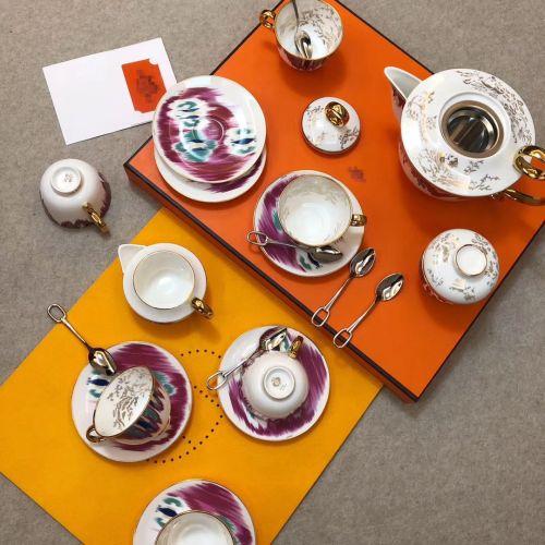 Фото Чайный сервиз Ica Journey из 15 предметов, фарфор - ukrfashion.com.ua