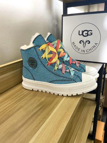 Фото Спортивные зимние ботинки - ukrfashion.com.ua