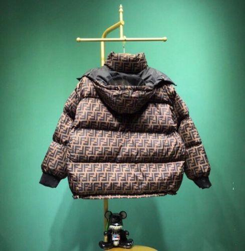 Фото Куртка зимняя, двухсторонняя - ukrfashion.com.ua