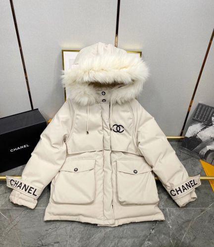 Фото Куртка женская, мех лисы - ukrfashion.com.ua