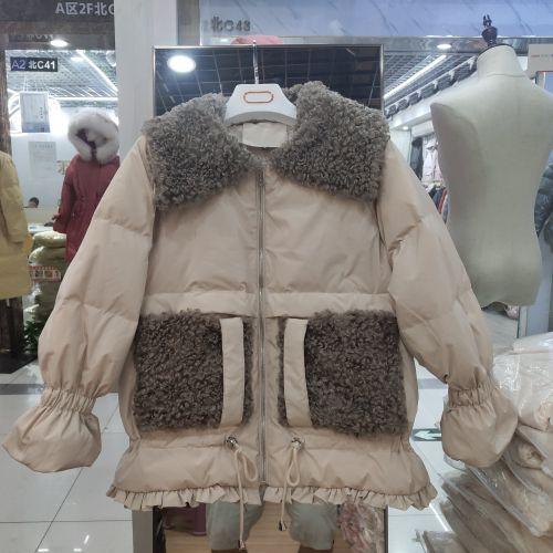 Фото Куртка зимняя мех овчины - ukrfashion.com.ua