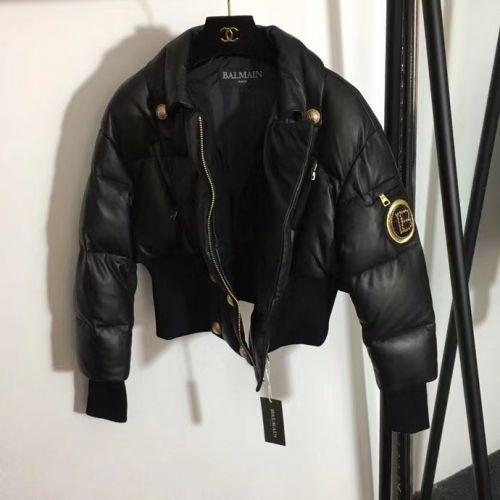 Фото Кожаная куртка с ремнем - ukrfashion.com.ua