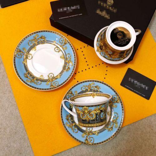 Фото Набор чашек для кофе Prestige Bone Natural Dyes - ukrfashion.com.ua