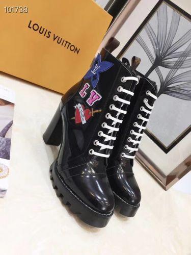 Фото Ботинки на высоком каблуке - ukrfashion.com.ua