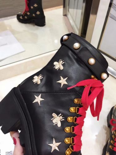Фото Женские кожаные ботинки - ukrfashion.com.ua