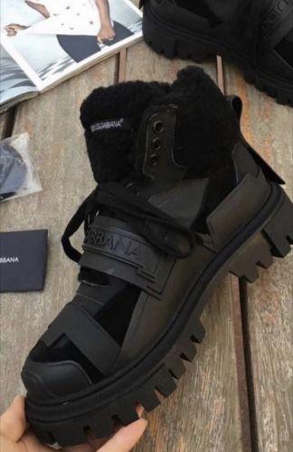 Фото Зимние ботинки, натуральная кожа + мех - ukrfashion.com.ua