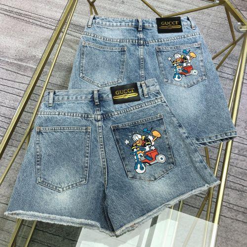 Фото Джинсовые шорты Donald Duck - ukrfashion.com.ua