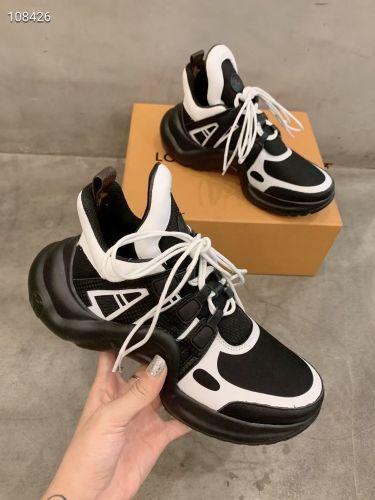 Фото Модные кроссовки черно-белые - ukrfashion.com.ua