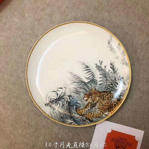 Фото Набор посуды Equator Jungle Series из фарфора, 53 элемента - ukrfashion.com.ua