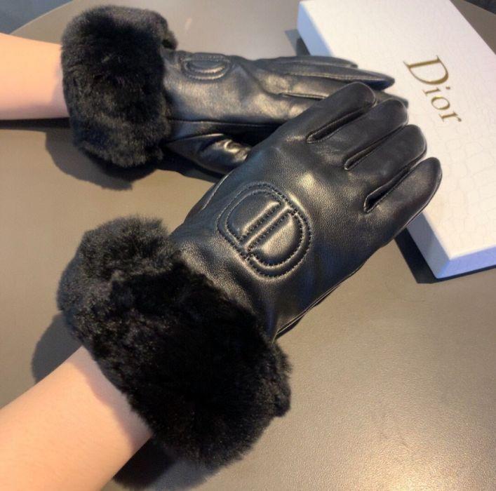 Фото Кожаные перчатки - ukrfashion.com.ua