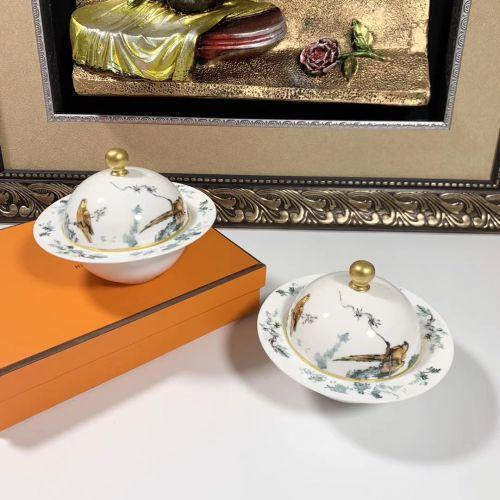 Фото Набор посуды для десерта Equator Conglin Series - ukrfashion.com.ua