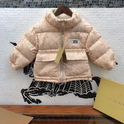 Куртка детская двухсторонняя 90% белый утиный пух