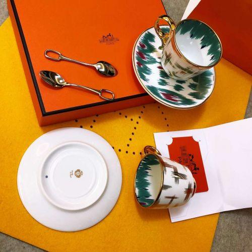 Набор посуды Ica Journey из 2-х чашек с блюдцами и 2 ложки
