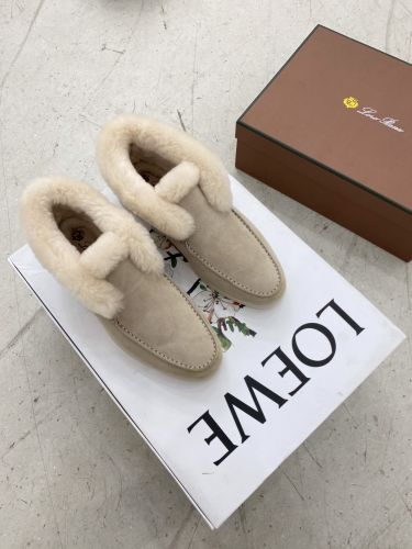 Туфли зимние