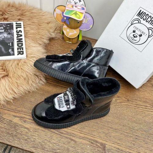 Фото Супермодные угги из натуральной кожи + овчина - ukrfashion.com.ua