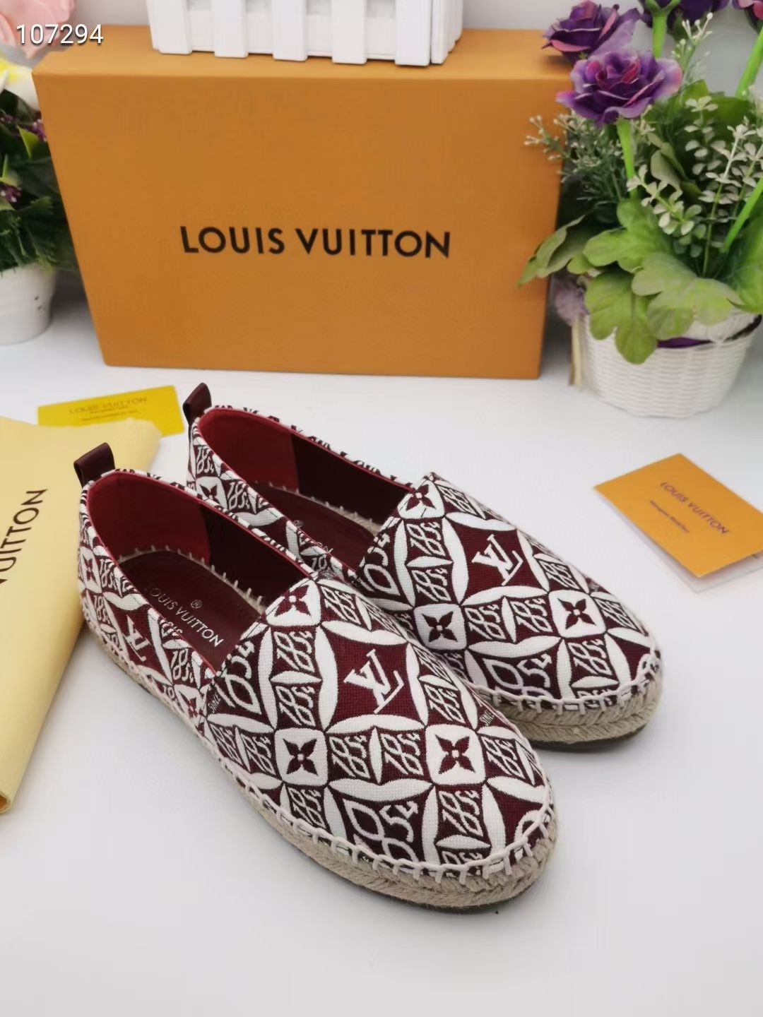 Louis Vuitton Балетки