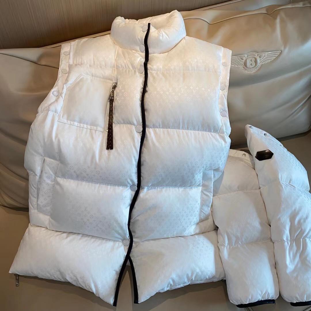 Louis Vuitton Куртка-жилетка зимняя