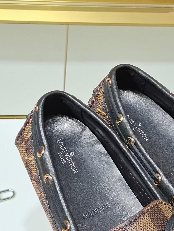 Louis Vuitton Туфли кожаные