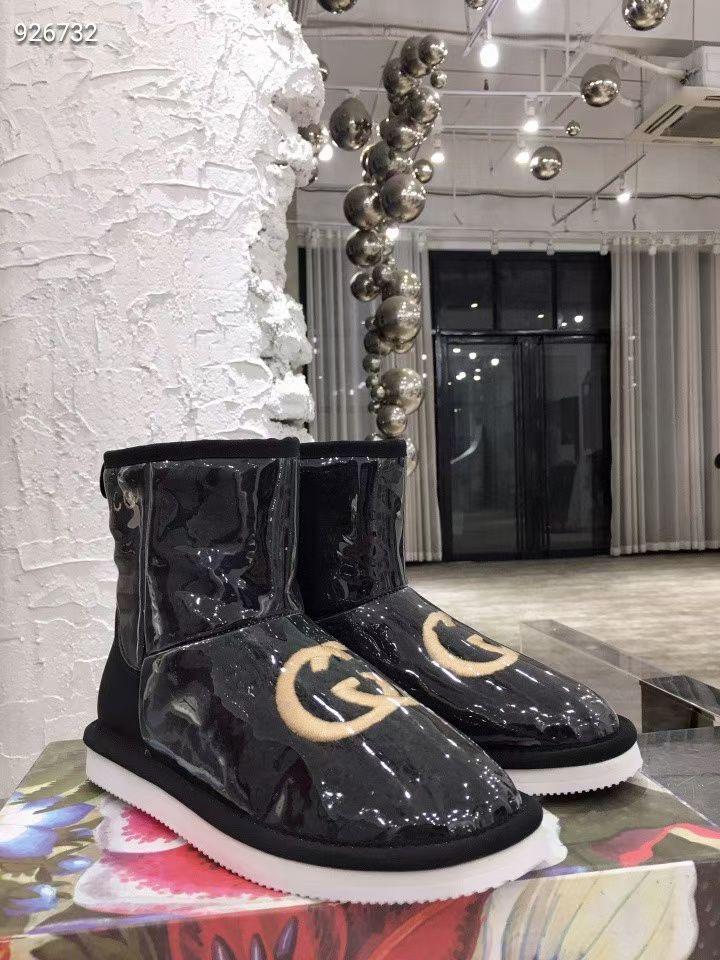 Gucci Угги, подкладка из овчины