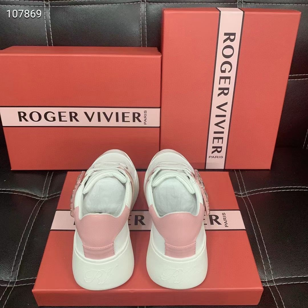 Roger Vivier Кеды весна-лето
