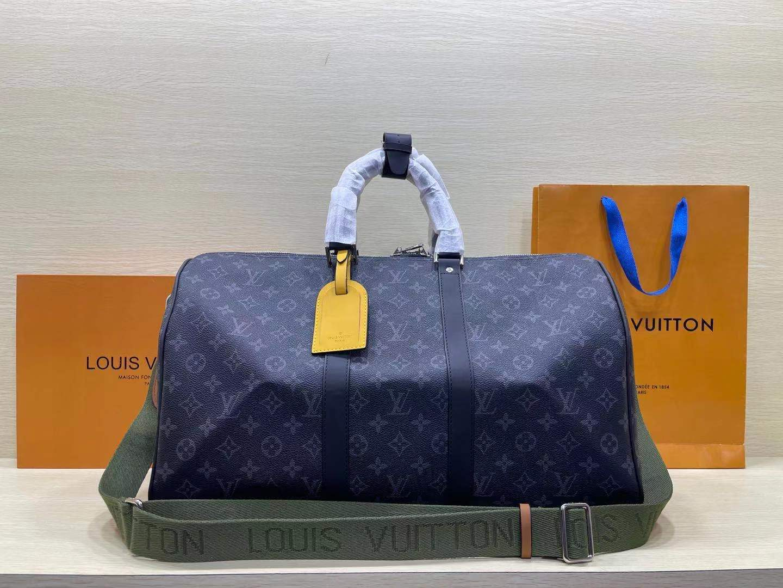 Louis Vuitton Дорожная сумка KeePall Bandouliere 45