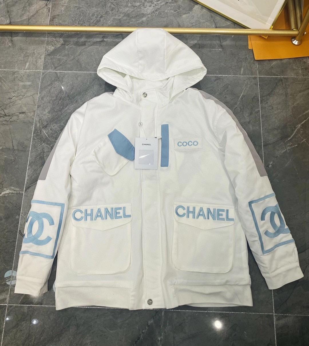 Chanel Куртка осенняя