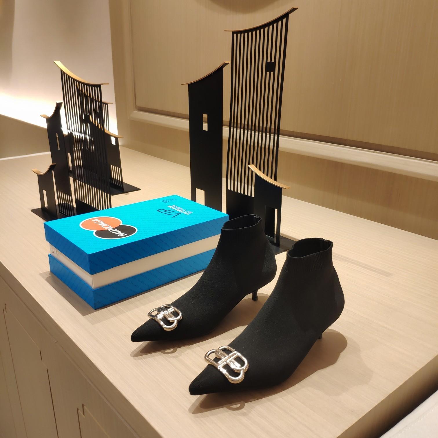 Фото Туфли зимние Beisheng Socks Boots - ukrfashion.com.ua