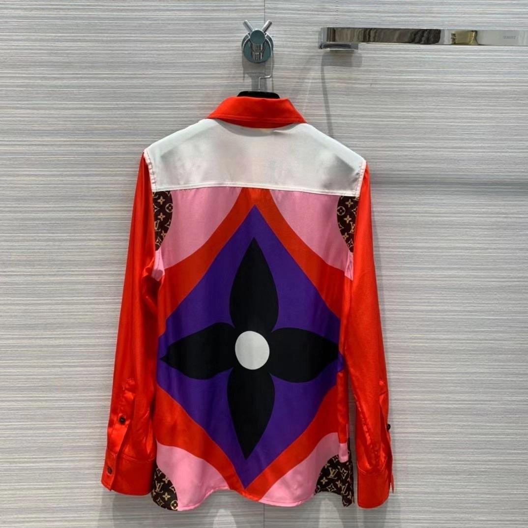 Louis Vuitton Рубашка женская 2021 года