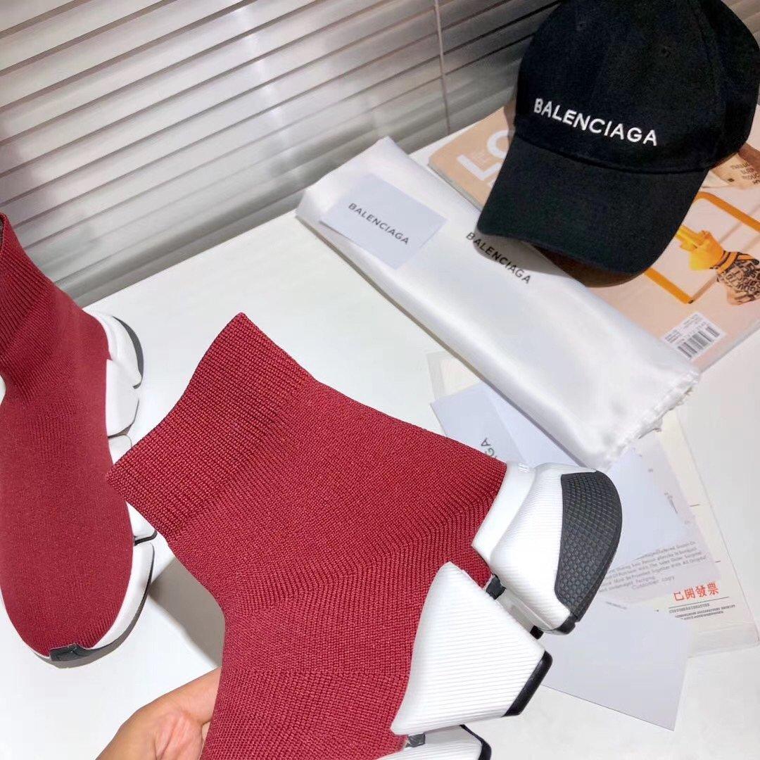 Balenciaga Кроссовки с носком Speed 2.0