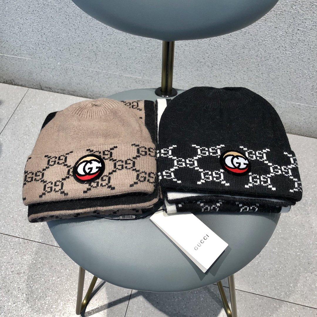 Gucci Шапка шарф