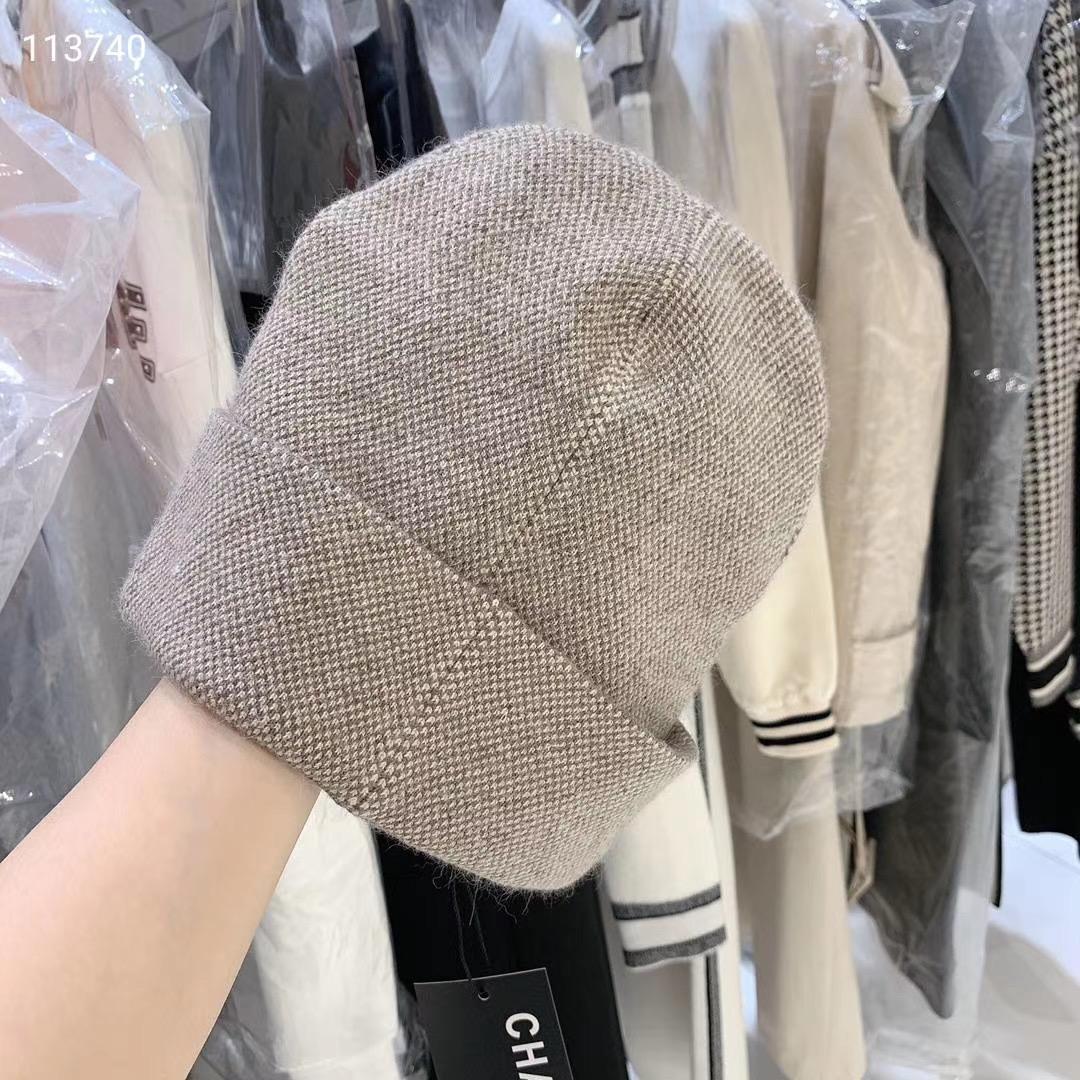 Chanel Шапка + шарф