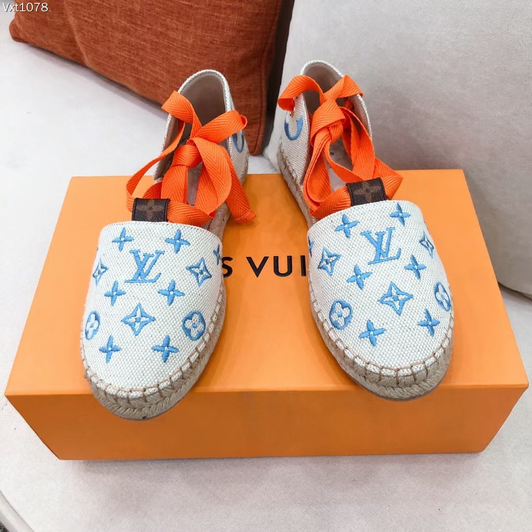 Louis Vuitton Мокасины женские