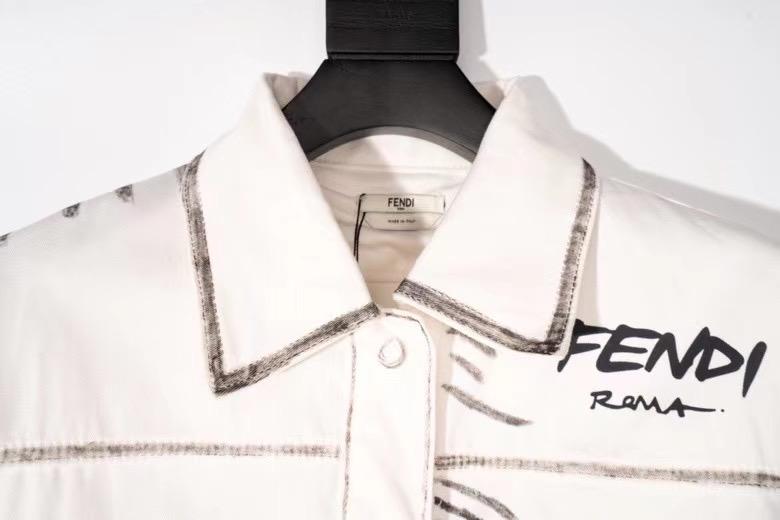 Fendi Куртка джинсовая California Limited