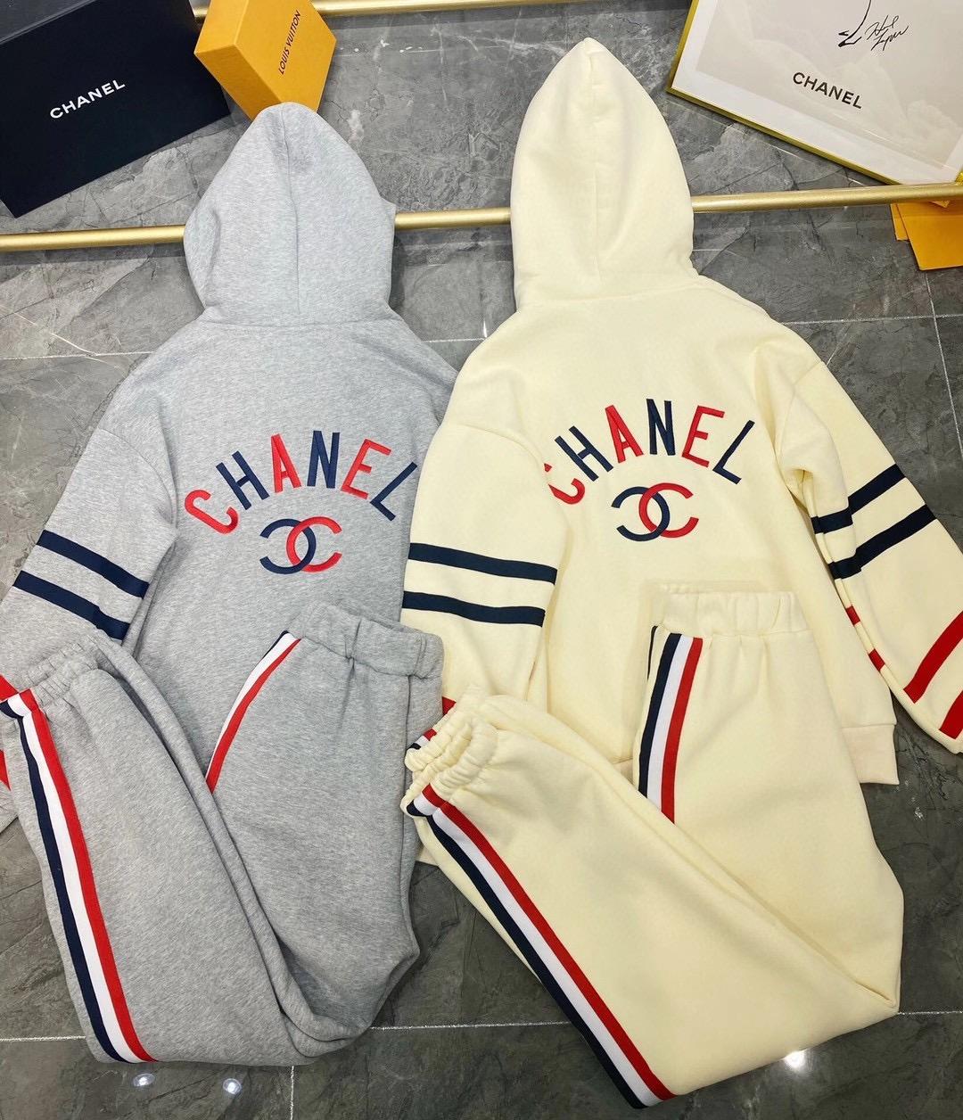 Chanel Костюм осень-зима 2020