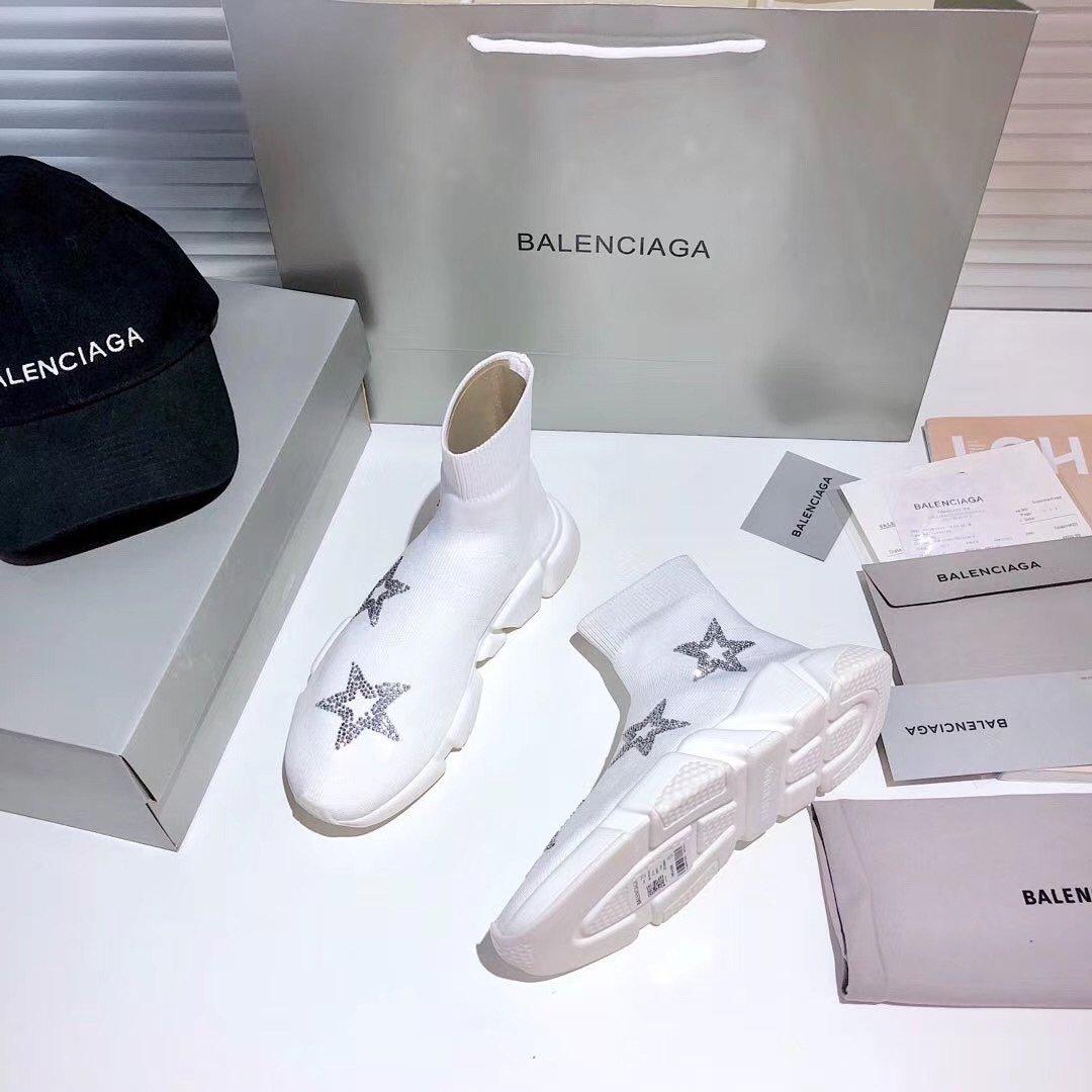 Balenciaga Кроссовки с носком