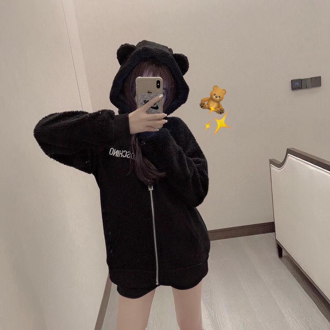 Moschino Куртка-мишка