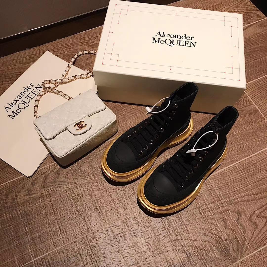 Alexander McQueen Ботинки