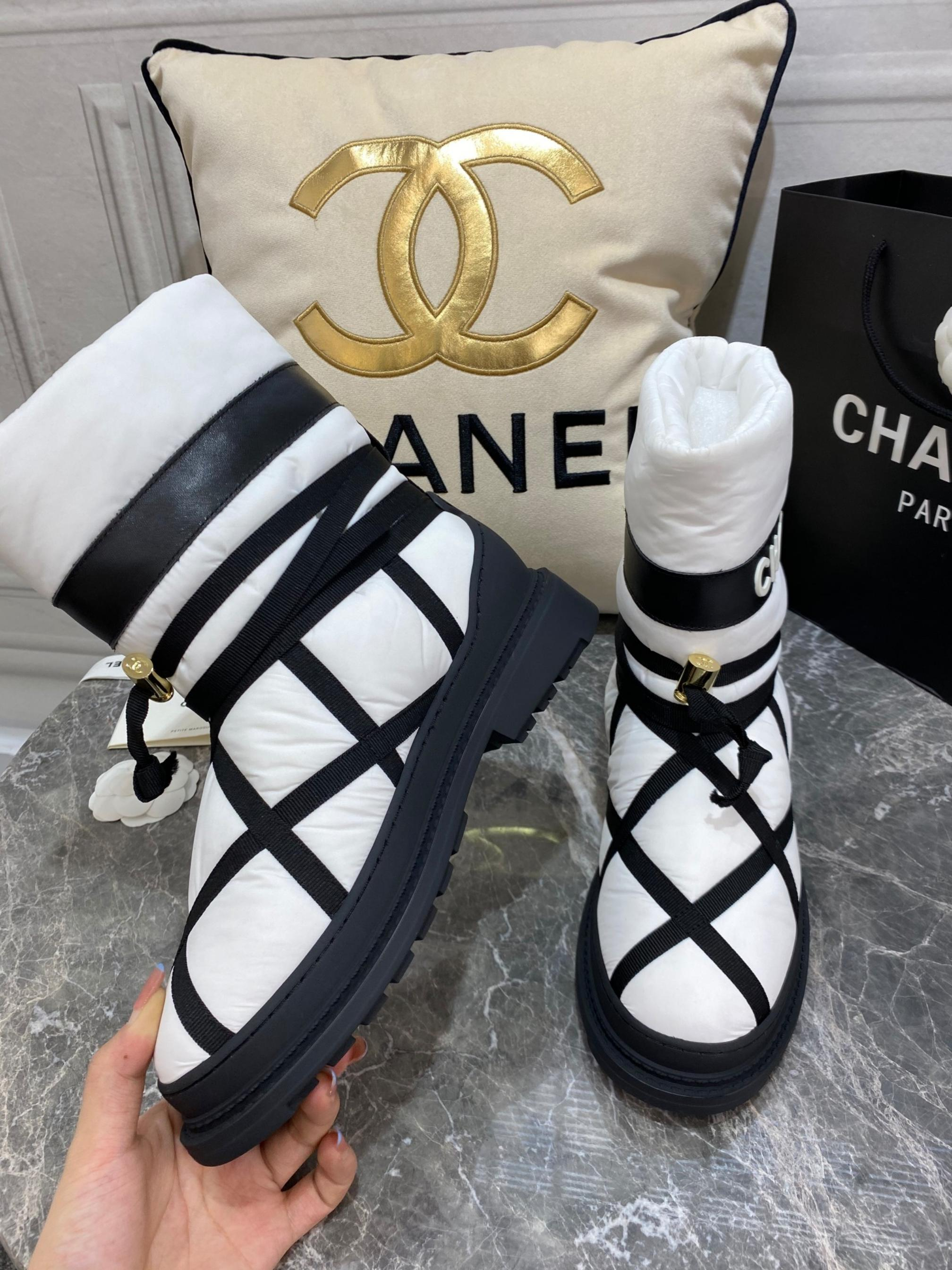 Chanel Модные женские угги