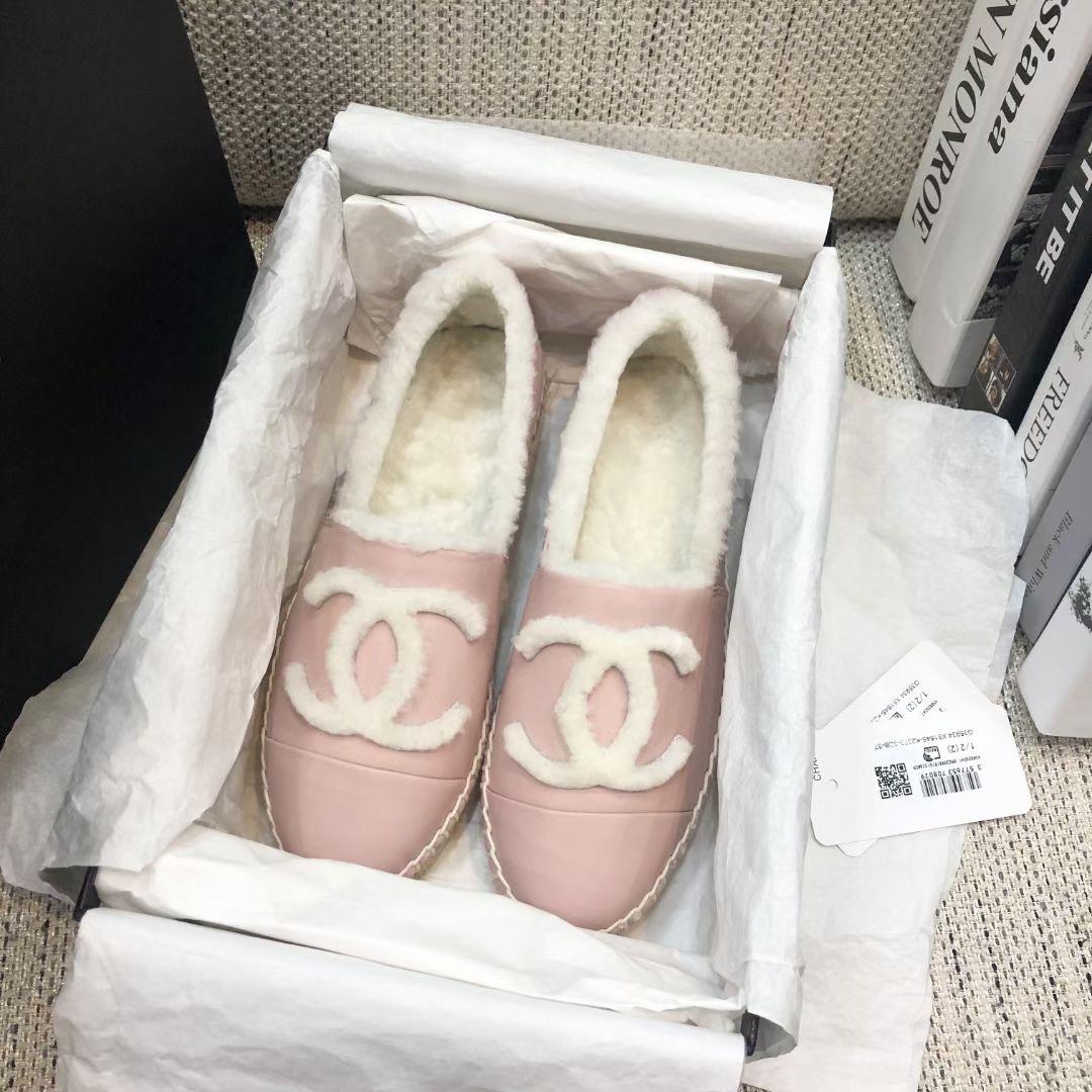 Chanel Очень модные туфли